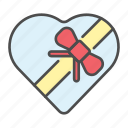 gift, love, valentine