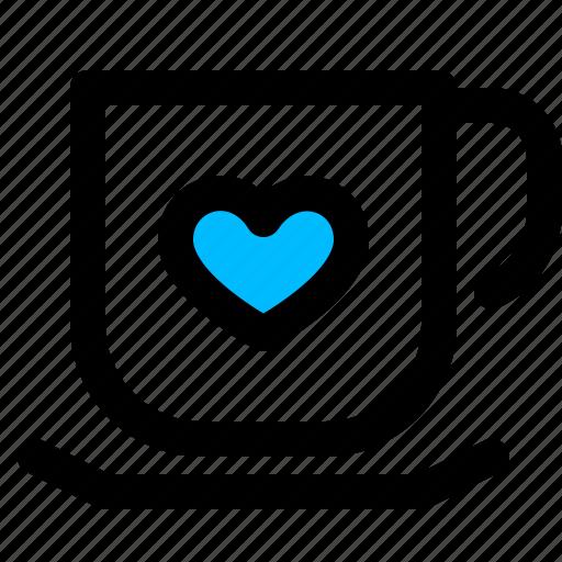 Coffee, love, valentine icon - Download on Iconfinder