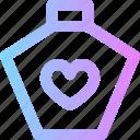 love, potion, valentines icon