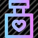 perfume, valentines icon