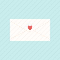 envelope, letter, love, message, secret, valentine, vinegar icon