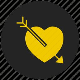 affection, favorite, like, love, propose, romance, valentine icon