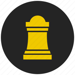 chess, chess coin, indoor games, pawn, soldier icon