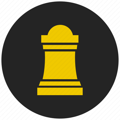 Indoor games, soldier, chess, pawn, chess coin icon