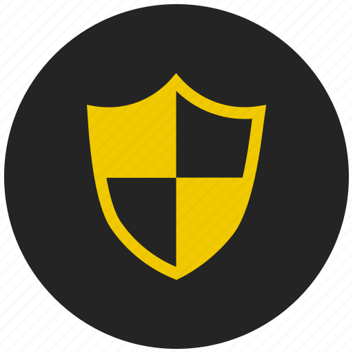 anti virus, firewall, guard, protection on, safety, security, shield icon