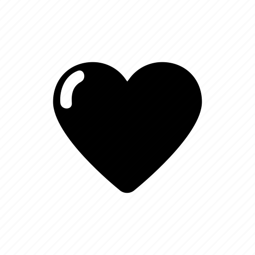celebration, day, gloss, heart, love, valentine icon