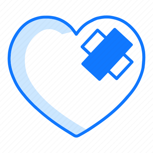 Bandage, care, healing, hurt, injury, love, valentines day icon - Download on Iconfinder