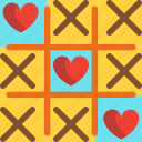 day, game, heart, love, valentines icon