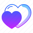 care, hearts, love, lovely, romanticsm, romatic, valentines day icon