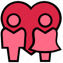 couple, heart, love, marriage, romance, valentine's day