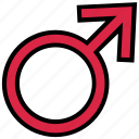 gender, male, romance, s day, sex, sign icon