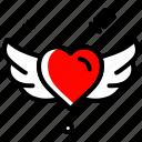 affection, heart, love, valentines day, wedding