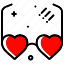 celebration, glass, heart, love, party glass, valentines day, wedding