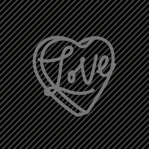 couple, heart, love, valentine, valentine's icon