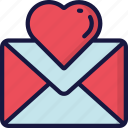 february, letter, love, mail, valentines