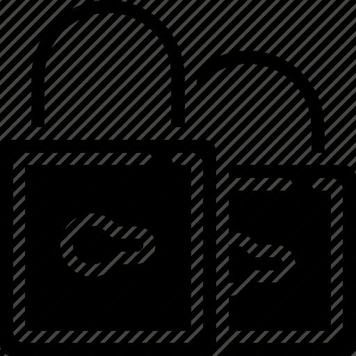 February, locks, love, unlock, valentines icon - Download on Iconfinder