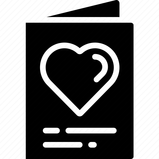 Card, february, gift, love, valentines icon - Download on Iconfinder