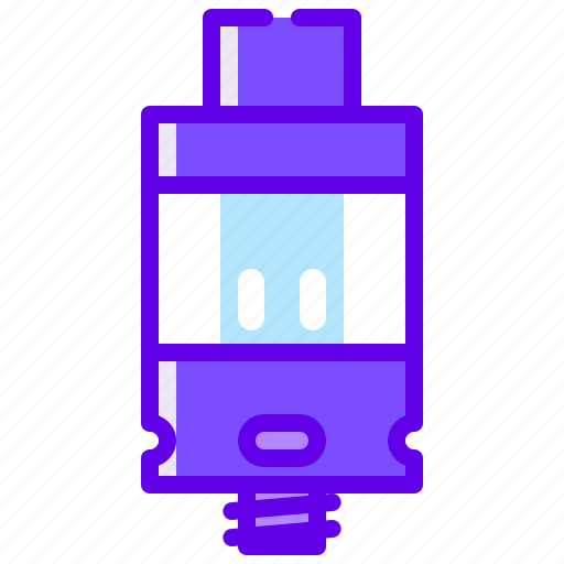device, tank, vape icon