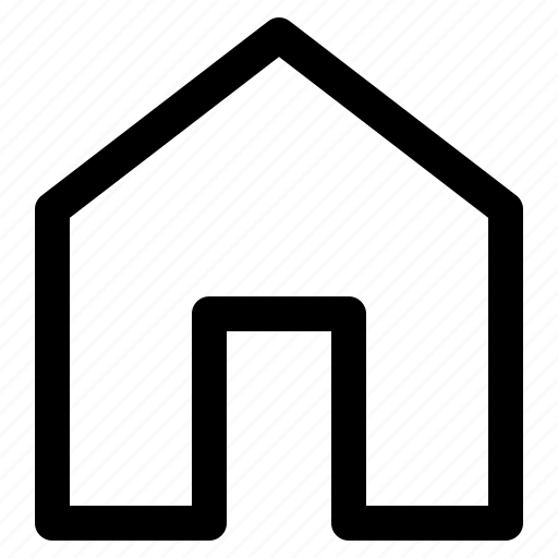 building, home, house, main, room icon
