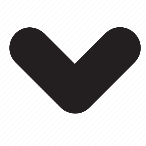 Arrow down, arrows, down icon - Download on Iconfinder
