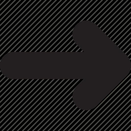 arrow right, arrows, right icon