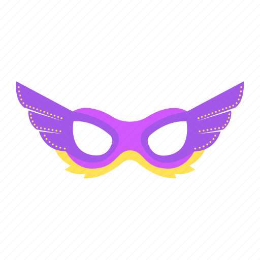 carnival, mardigras, mask, pattern icon