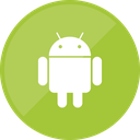 android, computer, mobile, operating system, os icon
