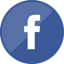 facebook, social media, website icon