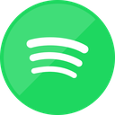 music, service, social media, spotify icon