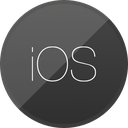 ios, mobile, operating system, os icon