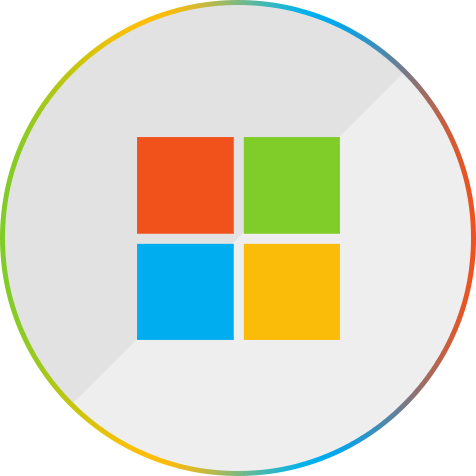 microsoft, windows, windows phone icon