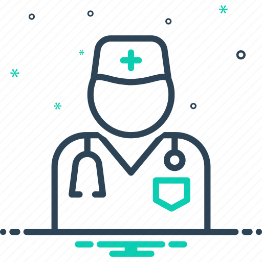 Doctor, healer, physician, sawbones, specialist, stethoscope, surgeon icon - Download on Iconfinder