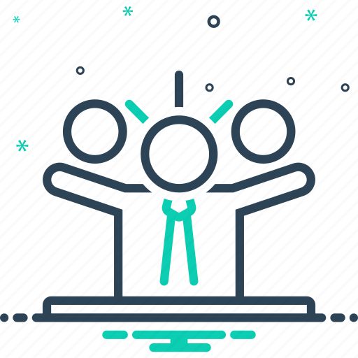 Chief, chieftain, commander, director, leader, manager, supervisor icon - Download on Iconfinder