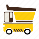 business, car, industrial, motor, transport, transportation, truck icon