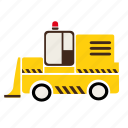 business, car, industrial, motor, tractor, transport, transportation icon