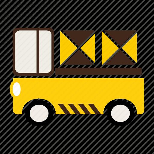 business, car, industrial, motor, transport, transportation, truck icon