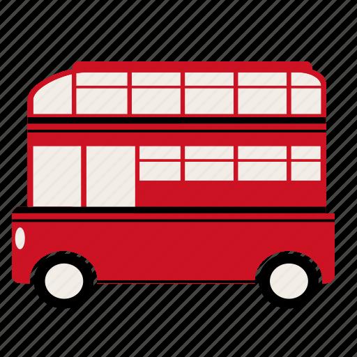 bus, business, car, industrial, motor, transport, transportation icon
