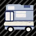 business, car, industrial, motor, transport, transportation, travel icon