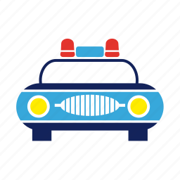 business, car, industrial, motor, police, transport, transportation icon
