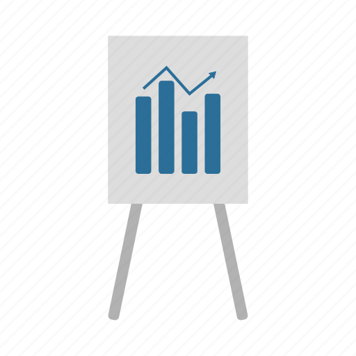 business, graph1 icon