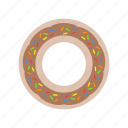 cooking, donut, food, healthy, kitchen, restaurant icon