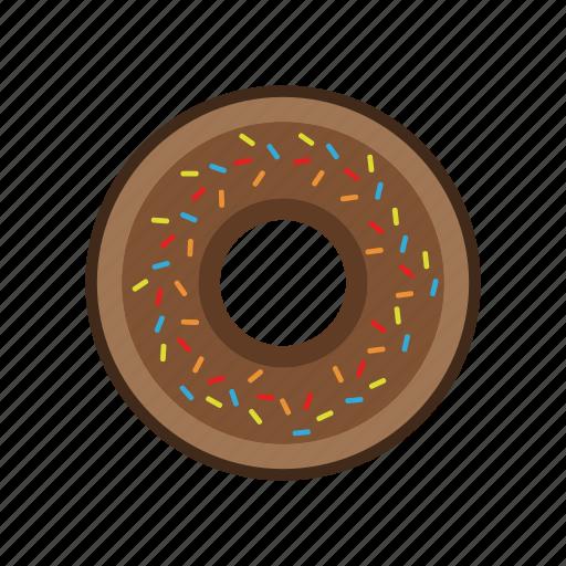 cooking, donut, food, healthy, kitchen, restaurant icon