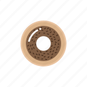 dessert, donut, food, fruit, healthy, kitchen, restaurant icon