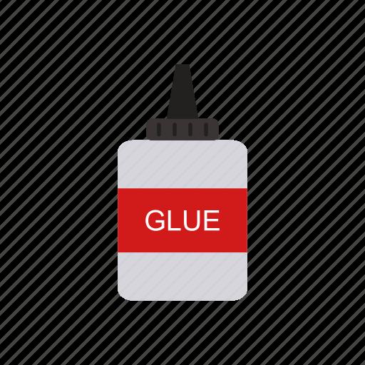 book, glue, learning, read, school, study icon