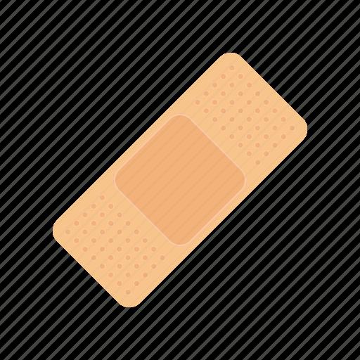 bandage, health, hospital, medical, medicine, plaster icon