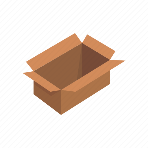 box, delivery, shipping, transport, transportation, vehicle icon