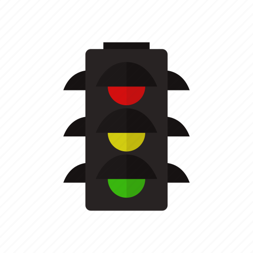 battery, bulb, candle, energy, lamp, light, traffic light icon