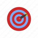 aim, business, focus, marketing, office, target icon
