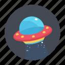 alien, space, spaceship, ufo