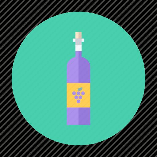alcohol, celebration, drink, wine icon